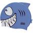 Zoggs Character Silicone Cap Junior Shark